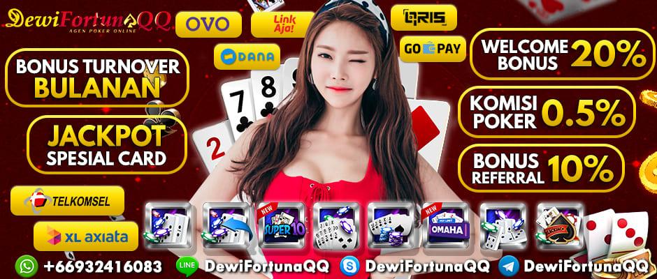 Berkesempatan Menang Bermain Poker Online Dengan Deposit Pulsa