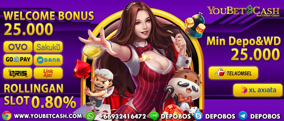 Cara Jackpot Judi Slot Pada Permainan Casino Online